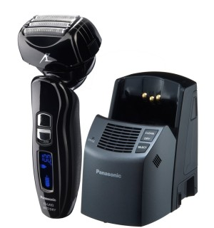 Panasonic ES-LA93-K Arc4 Electric Shaver Wet Dry with Multi-Flex Pivoting Head and Automatic Cleaning System for Men